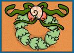 Beachcomber Christmas Wreath by lehsa