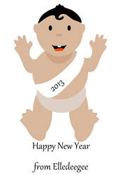 Happy New Years 2013! by lehsa