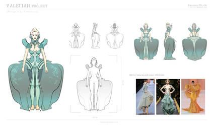 VALERIAN FILM Contest - Concept Art by FaErika