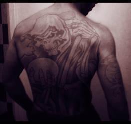 tatoo ^^ by hamzabgt3