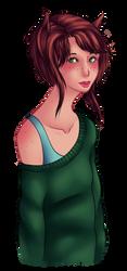 Charlotte the Doe by SmileyDoppelganger