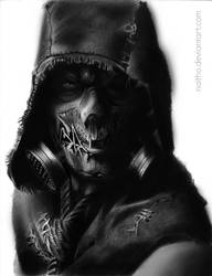 Scarecrow - Arkham Knight by Naitho