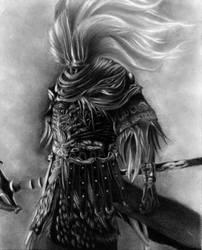 The Nameless King - Dark Souls 3 by Naitho