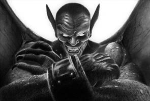 Gargos (Retro) - Killer Instinct by Naitho