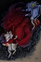 Secret of Nimh- Courage by Zeline-Jaydee