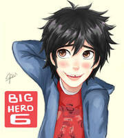 BH6: Hiro by jessickaaaa