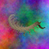 Gusano fractal by Jakeukalane