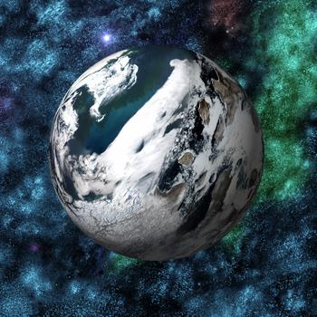 El Planeta Enwanda-Qitussili by Jakeukalane
