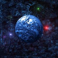 El Planeta Lwahusutali by Jakeukalane