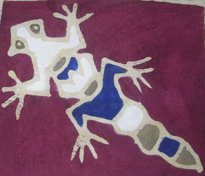 The Lizards of Namassiya by Jakeukalane