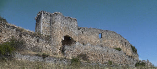 Castillo de Ucero by Jakeukalane