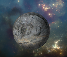 El Planeta Ceesiarhaani by Jakeukalane