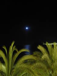 Landscape in the night by Jakeukalane