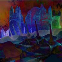 El Castillo Dystrjh by Jakeukalane