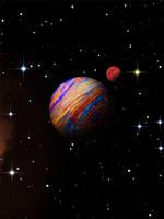 El Planeta Qhot-naun-phaqiasierra by Jakeukalane