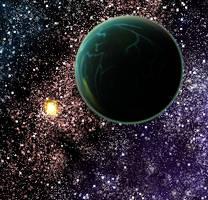 Mini planet: Crovij by Jakeukalane