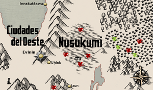 Nusukumi by Jakeukalane