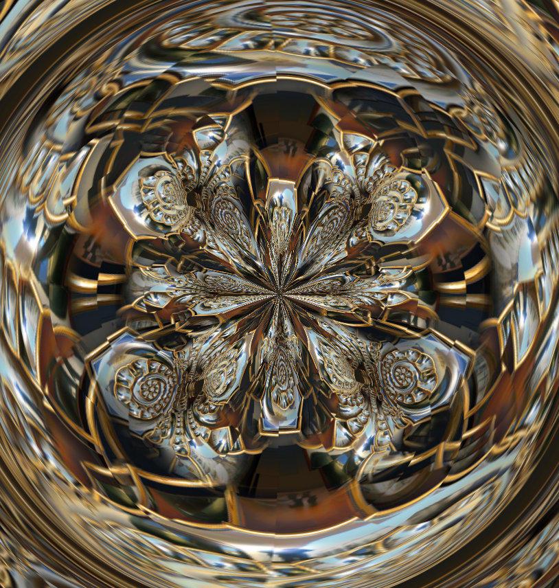 Las distorsiones planares (imagen) by Jakeukalane