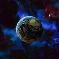 Mini Planet: Maeu'raevraer'k't by Jakeukalane