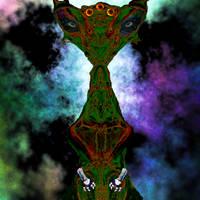 The Dark Creatures II by Jakeukalane