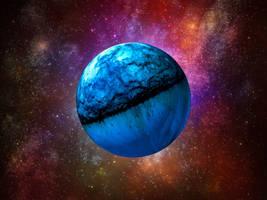 El Planeta Ioiwk by Jakeukalane