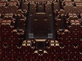 Throne Room (Phung B #2) by Jakeukalane