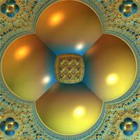 The Fractal Atoms by Jakeukalane