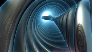 Through the wormhole (phung B #11) by Jakeukalane