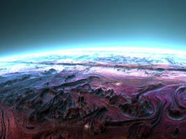 Barren wastelands by Jakeukalane