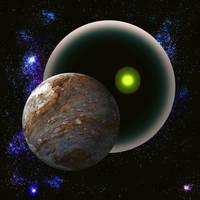 The Lakaanm Planet by Jakeukalane