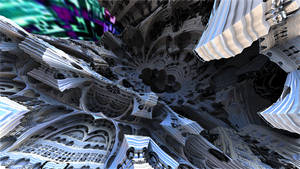 Fractal Rift of Dream Dimension by Jakeukalane