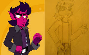 hellbent redraw [wip] by uimeon