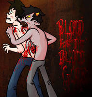 Blood For the Blood Gods by zerowitefire