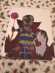 Minakuramon by Xros-Hero
