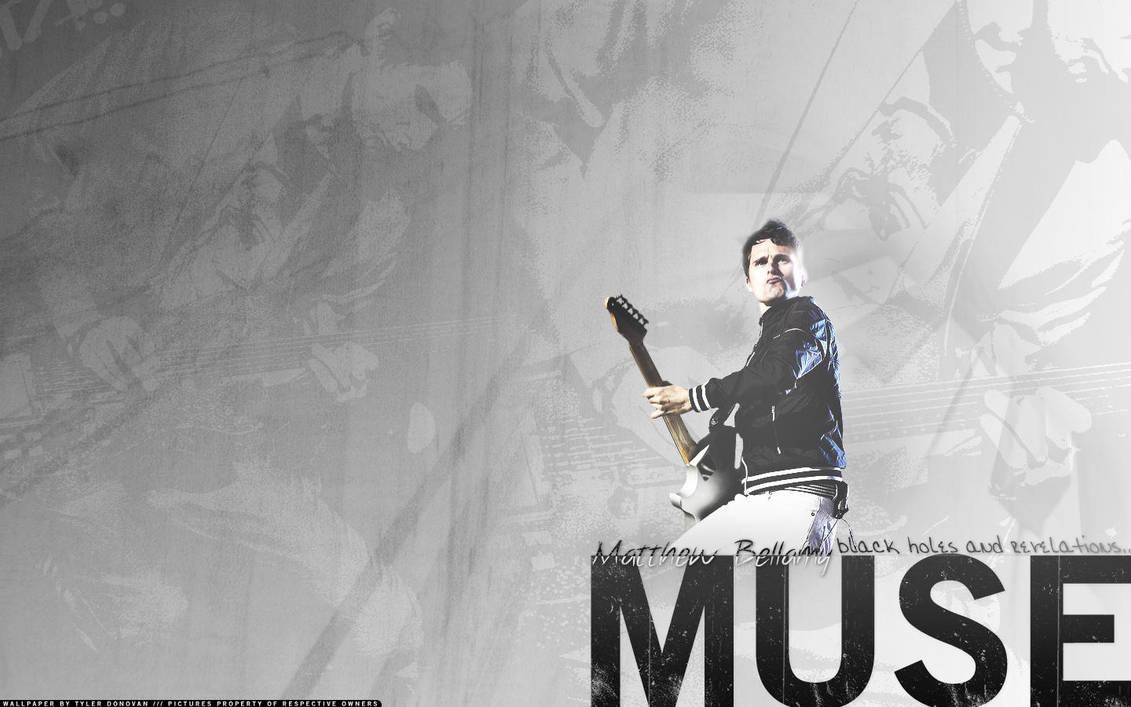 Matthew Bellamy Muse Wallpaper By M2d On Deviantart