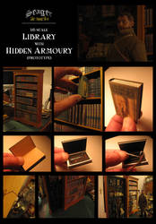 1/6 Library/Hidden Armoury Prototype by Carl-Seager