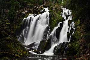 National Creek Falls, Study #2 by greglief