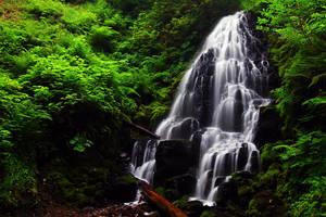 Fairy Falls by greglief