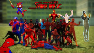 The Spider-Verse by ErichGrooms3