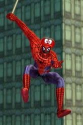 Spider-Mario by ErichGrooms3
