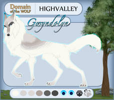 Gwyndolyn :: Highvalley :: Arch Seeker by Jaeggy