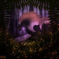 She Who Woke the Sleeper[MSE] by Jaeggy