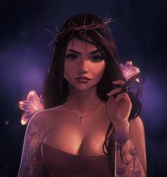 Crown of Thorns by mehisnewbz