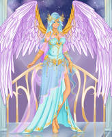 (CE) Angel Fairy of Balance by Liliadria