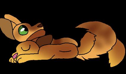 Feline YCH 1 by OtterstepOfMoonclan