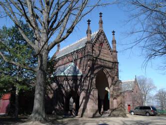 Gothic Revival Gate by sgath92