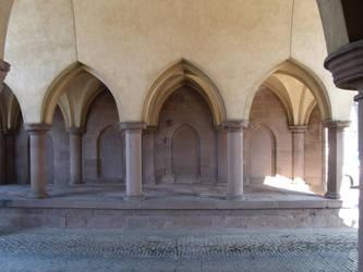 Interior of the Cemetery Gate by sgath92