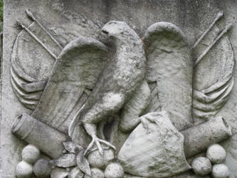Lieut McIlvain's headstone by sgath92