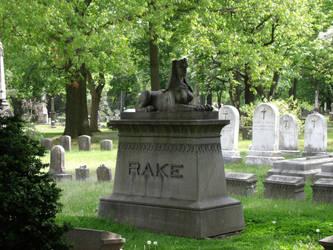 Rake Spinx by sgath92