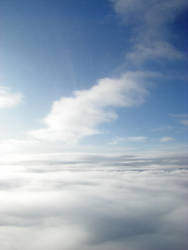 Above the clouds 2 by drilli-stock